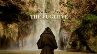 Sailor Free - The fugitive cover 1 txt