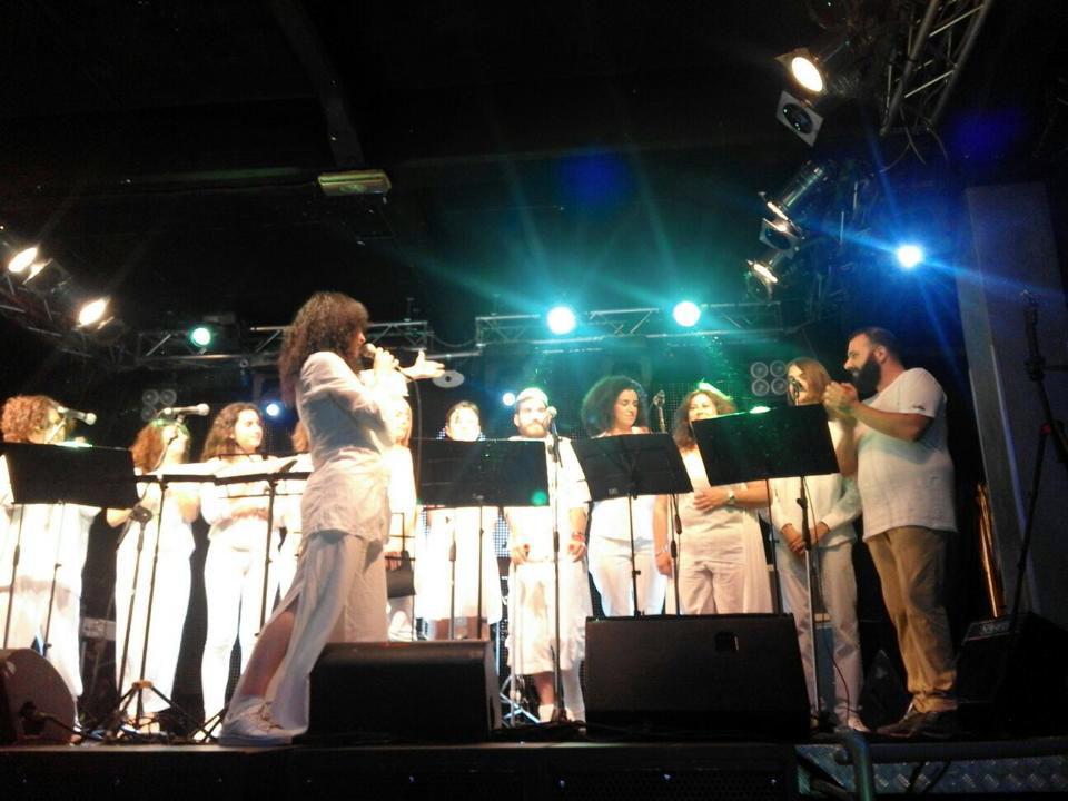 Coro live in bianco_giugno 2017